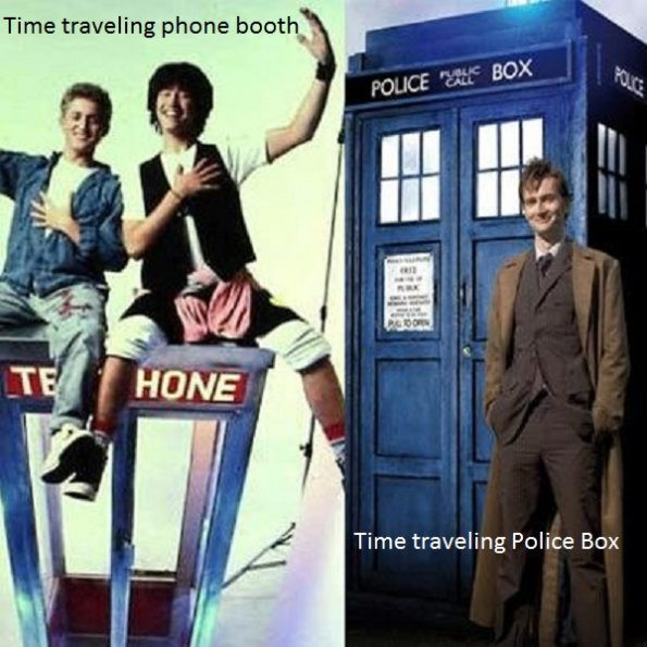 Doctor Who Bill and Ted alt