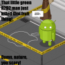 1) android murder