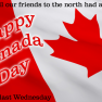Happy Canada Day - 2015