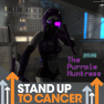 Tahisha Arvo - RFL Sci-Fi Huntress - 2017 - Stand Up To Cancer